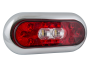 """6"""" Oval LED Surface Mount Combination Stop Tail Turn with Backup Light - Heavy Duty Lighting (en-US)"""