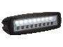 "6.3"" LED Dual Series Flood | Strobe Light with Quad Flash Strobe - Heavy Duty Lighting (en-US)"