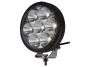 """7"""" High Output Round LED Spot Light w/Grill Cover - Heavy Duty Lighting (en-US)"""