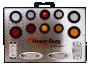 """23"""" x 16"""" Self-Powered Illuminated Display Board - Heavy Duty Lighting (en-US)"""