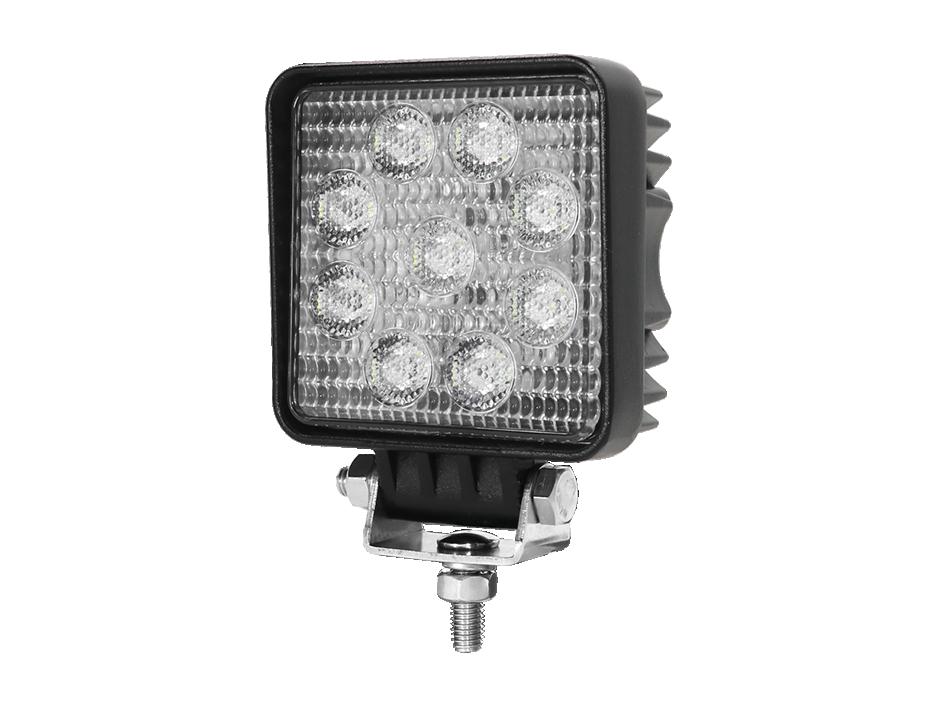 High Output Mini Square LED Flood Light - Heavy Duty Lighting (en-US) Products