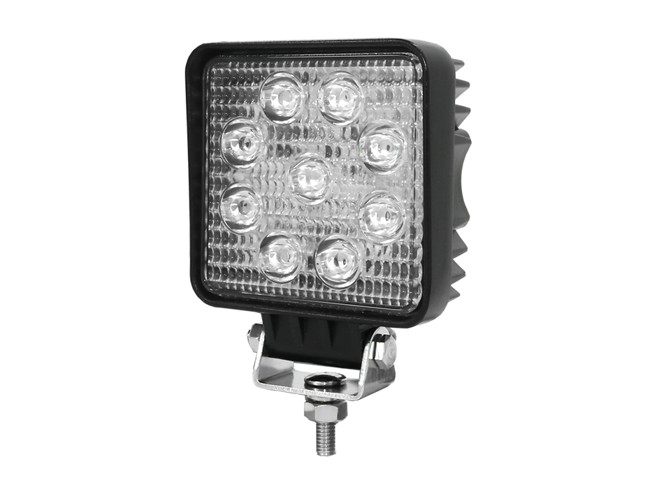 High Output Mini Square Spot Light - Heavy Duty Lighting (en-US) Products