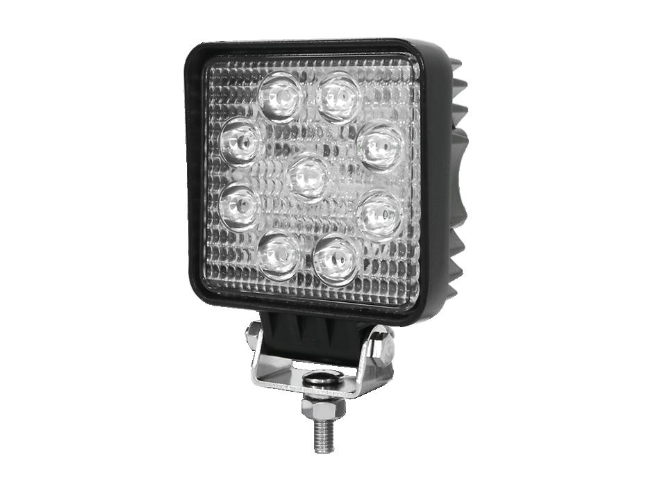 High Output Mini Square Spot Light - Heavy Duty Lighting (en-US)