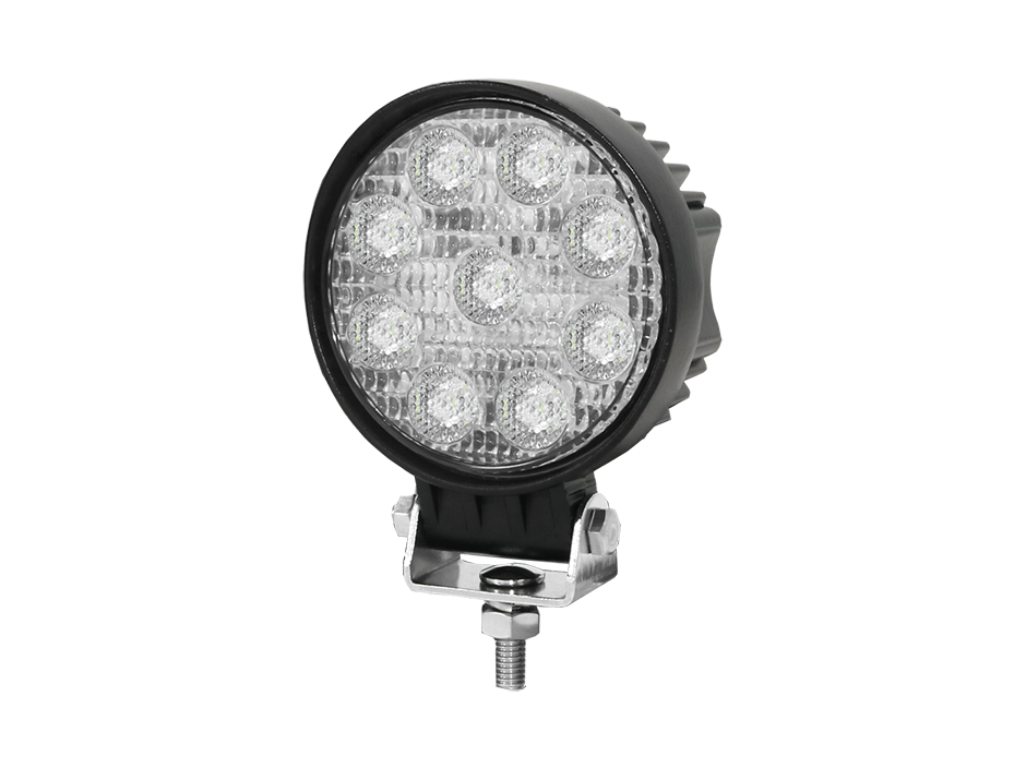 High Output Mini Round Flood Light - Heavy Duty Lighting (en-US)