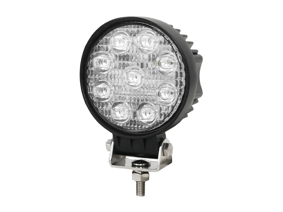 High Output Mini Round Spot Light - Heavy Duty Lighting (en-US) Products