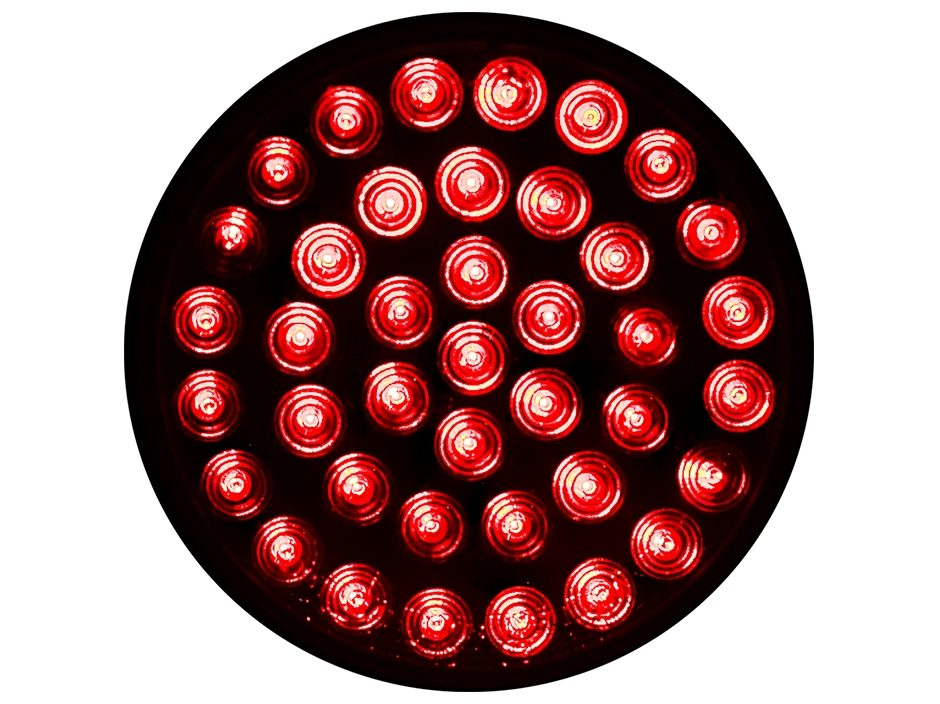"""4"""" Round LED Stop Tail Turn Light - Heavy Duty Lighting (en-US) Products"""