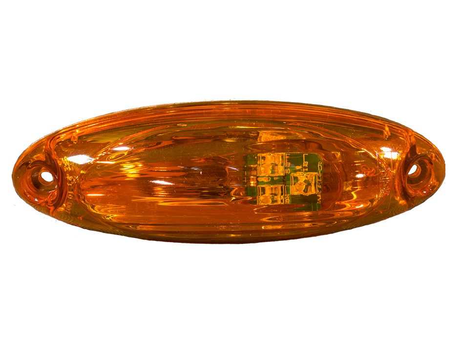 Freightliner® Post 2014 Cascadia LED Cab Marker Light - Heavy Duty Lighting (en-US) Products
